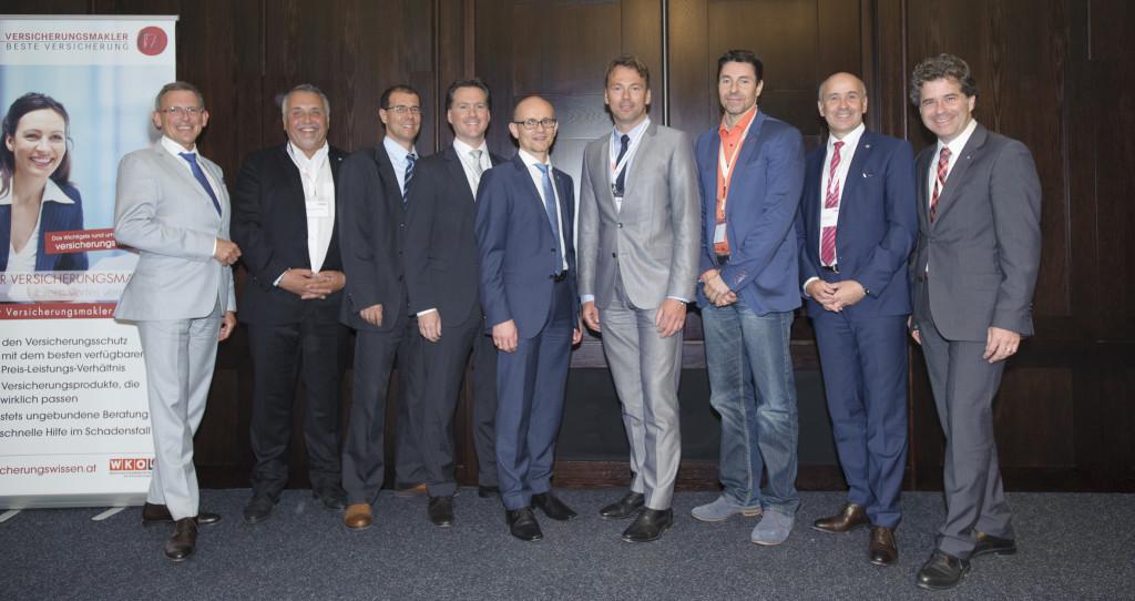 Expertentag WK Tirol Gruppenbild