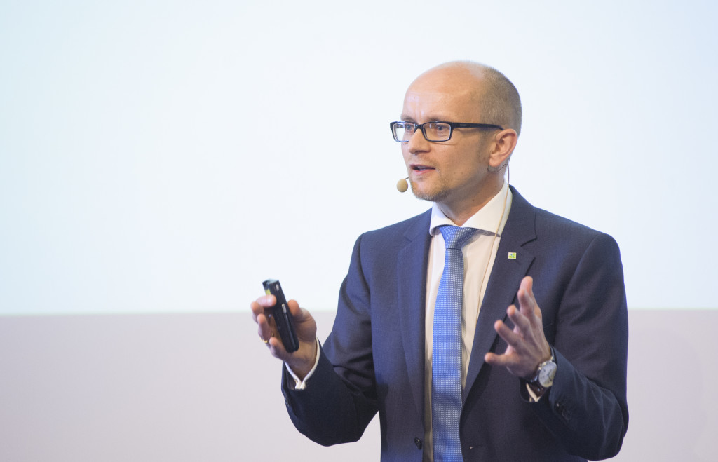 Keynote von Wolfgang Staudinger